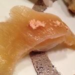 松島 寿司幸 - フカヒレ寿司