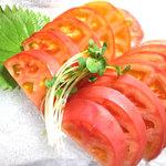 まんまや 和坐 - 甘くて美味しい京都大原産朝もぎトマト♪