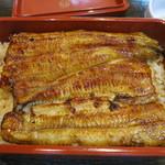 やしま - 料理写真:鰻重特上