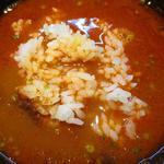 30067660 - スープ割後ごはん投入