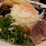 30069596 - 汁なしまぜそば(細麺)