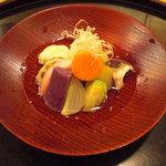 3007416 - いろいろ野菜の炊き合せ