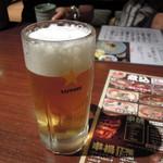 30070334 - 生ビール280円