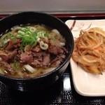 たも屋 鎌倉店 - 肉うどん