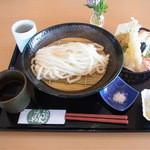 30071859 - 海老と野菜天ざるうどん