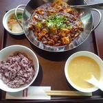 30072175 - 重慶式麻婆豆腐セット