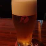 レストラン レジーナ - 生ビール:700円