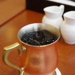 椿屋カフェ - アイス珈琲