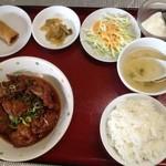 中華料理 金リュウ閣 -