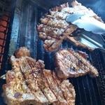 お肉とワイン 関内ビストロ ZIP - ランチ豚ロース