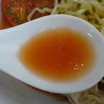 英 - 紅のスープ