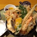 30074537 - 海鮮天丼