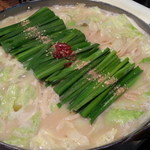 30075144 - もつ鍋(味噌)
