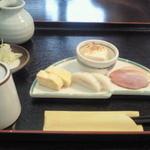 前 - 料理写真:10食限定 ZEN膳 ¥1200の前菜