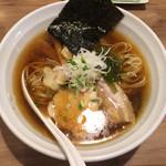 Sampachinudorukicchin - 「鶏だしらーめん(醤油)」750円