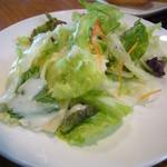 もと街びより - 野菜サラダ