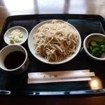 おり田 - さすが、会津蕎麦!
