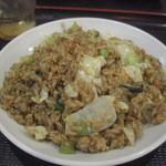 アジア料理 菜心 - 野菜醤油炒飯