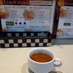 洋食屋さん - セットのスープ