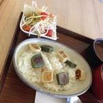 FUMUROYA CAFE  香林坊大和店 - カレーとライスは別盛りです
