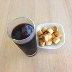 FUMUROYA CAFE  - アイスコーヒー&おやつふ