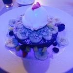 ファンキービーツーガーデン - アサイーパワーパンケーキ ¥ 1,501(税込)