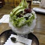 喜光堂 - 抹茶クリーム