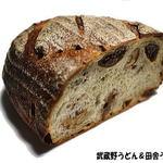 パン工房クローバー - いちじくカンパーニュ