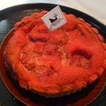 30080345 - 「苺とルバーブのタルト (450円)」