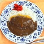 東洋大学 学生食堂 - ポークカツカレー¥410