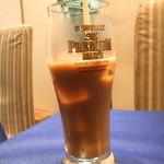 びすとろ堂島ぶどう酒店 - 食後のドリンク(だいぶ飲んじゃてます)