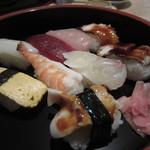 彦寿司 - 1人前