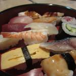 彦寿司 - 1.5人前
