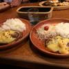 びっくりドンキー - 料理写真:親子チーズとチーズハンバーグ150g