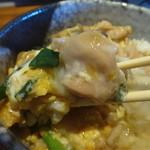 中清食堂 - 地鶏です!