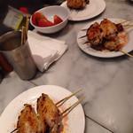 てっちゃん - 2014/08/22 手羽先、美味い。
