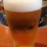 30088184 - グラスビールとても冷えていました♪
