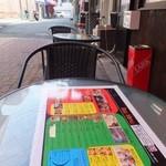 BOSS - 店周りのテーブル・イス