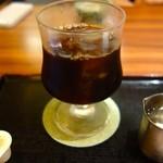 京甘味 文の助茶屋   - アイスコーヒー(540円)