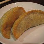 泰興楼 - バナナ餃子