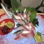 薩摩ごかもん - 活鯖の姿作り