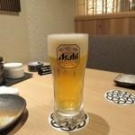 薩摩ごかもん - 生ビール