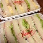 ブーケ<KYOYA> - ブーケ<KYOYA> 円町店のサンドウィッチ(13.01)
