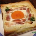 ブーケ<KYOYA> - ブーケ<KYOYA> 円町店の調理パン(13.01)
