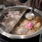 清香美林 - いざ、茶鍋!
