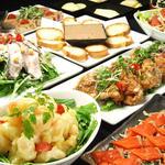 金魚邸 - コース料理は3000円から各種ご用意