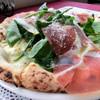 ピザドコロノーラ - 料理写真:ビアンカネーヴェ