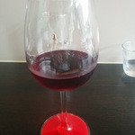オッタントット - 【ランチ】セットのドリンク(赤ワイン:チリ産メルロー&カルヴェネソービニョン、ランチにピッタリ)