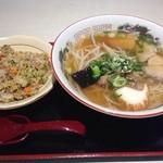 Aioimochihonten - 中華そばと焼き飯小