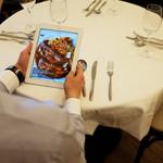 TRATTORIA TRINITA - 画像で観れる料理
